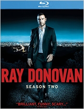 Ray Donovan: Season Two (Blu-ray Disc)