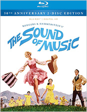 The Sound of Music: 50th Anniversary 2-Disc Edition (Blu-ray Disc)