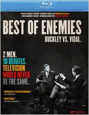 Best of Enemies (Blu-ray Disc)