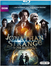 Jonathan Strange & Mr. Norrell (Blu-ray Disc)