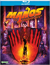 Manos: The Hands of Fare (Blu-ray Disc)