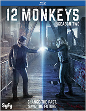 12 Monkeys: Season 2 (Blu-ray Disc)