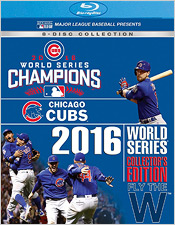 2016 Chicago Cubs World Series Champions: Collector's Edition (Blu-ray Disc)