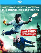 The Brothers Grimsby (Blu-ray Disc)