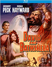 David and Bathsheba (Blu-ray Disc)