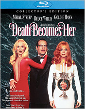 Death Becomes Her: Collector's Edition (Blu-ray Disc)