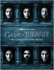 Game of Thrones: The Complete Sixth Season (Blu-ray Disc)