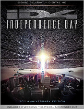 Independence Day: 20th Anniversary Edition (Blu-ray Disc)