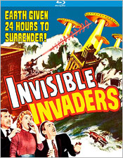Invisible Invaders (Blu-ray Disc)