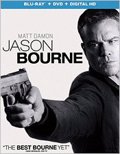Jason Bourne (Blu-ray Disc)