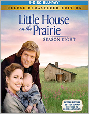 Little House on the Priarie: Season 8 (Blu-ray Disc)
