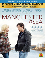 Manchester by the Sea (Blu-ray Disc)