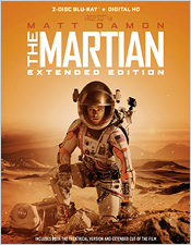 The Martian: Extended Edition (Blu-ray Disc)