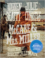 McCabe & Mrs. Miller (Criterion Blu-ray Disc)