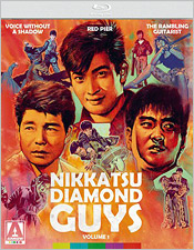 Nikkatsu Diamond Guys: Volume 1 (Blu-ray Disc)