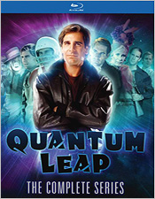 Quantum Leap: The Complete Series (Blu-ray Disc)