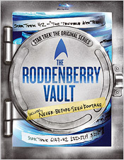 Star Trek: The Roddenberry Vault (Blu-ray Disc)