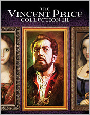 Vincent Price Collection III (Blu-ray Disc)