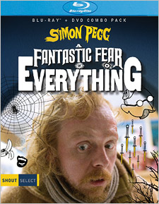 Fantastic Fear of Everything (Blu-ray Disc)
