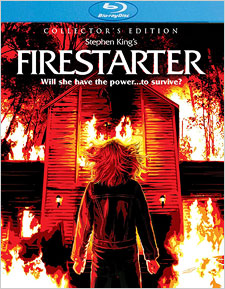 Firestarter: Collector's Edition (Blu-ray Disc)