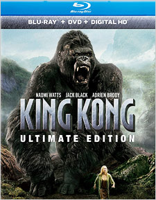 King Kong (2005): Ultimate Edition (Blu-ray Disc)