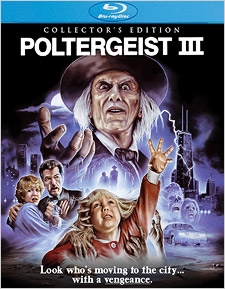 Poltergeist III: Collector's Edition (Blu-ray Disc)