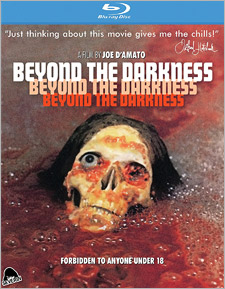 Beyond the Darkness (Blu-ray Disc)