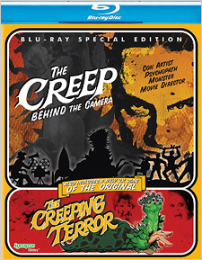 The Creep Behind the Camera (Blu-ray Disc)