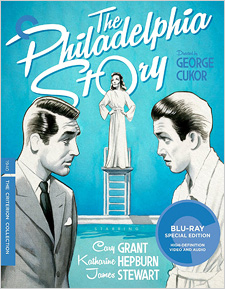The Philadelphia Story (Criterion Blu-ray Disc)