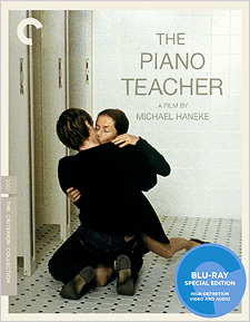 The Piano Teacher (Criterion Blu-ray Disc)