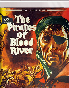 The Pirates of Blood River (Blu-ray Disc)