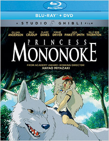 Princess Mononoke (GKids Blu-ray Disc)