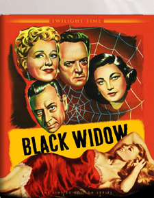 Black Widow (1954) (Blu-ray Disc)