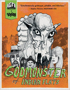 Godmonster of Indian Flats (Blu-ray Disc)