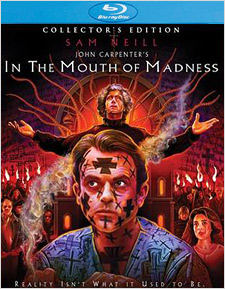 In the Mouth of Madness: Collector's Edition (Blu-ray Disc)