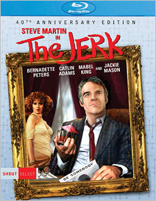 The Jerk: 40th Anniversary Edition (Blu-ray Disc)