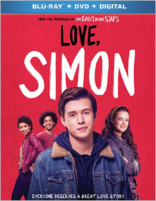 Love, Simon (Blu-ray Disc)