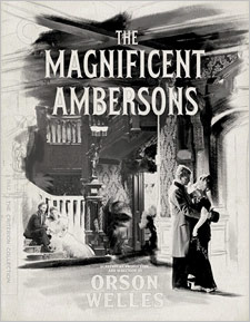 Magnificent Ambersons (Blu-ray Disc)