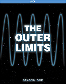 The Outer Limits: Season One (Blu-ray Disc)