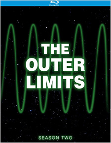 The Outer Limits: Season Two (Blu-ray Disc)