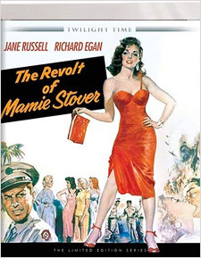 The Revolt of Mamie Stover (Blu-ray Disc)