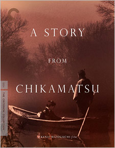 A Story from Chikamatsu (Blu-ray Disc)