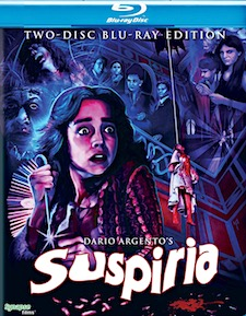 Suspiria: 2-Disc Edition (Blu-ray Disc)