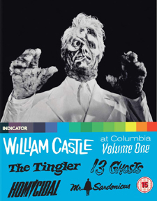 William Castle at Columbia, Volume One (Blu-ray Disc)