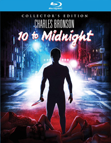 10 to Midnight (Blu-ray Disc)