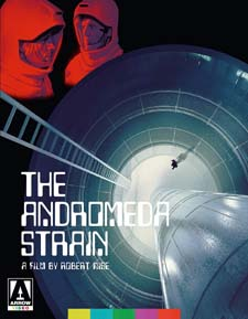 The Andromeda Strain (Blu-ray Disc)