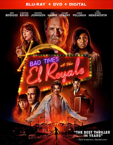 Bad Times at the El Royale (Blu-ray Disc)
