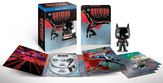 Batman Beyond: The Complete Series – Limited Edition (Blu-ray Boxed Set)