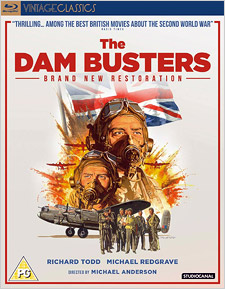 The Dam Busters (UK All Region) (Blu-ray Disc)