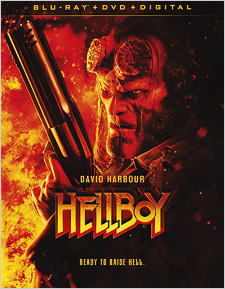 Hellboy (Blu-ray Disc)